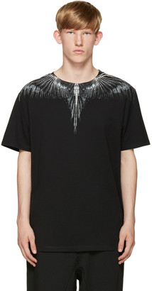 Marcelo Burlon County of Milan Black Antofalla T-Shirt $235 thestylecure.com