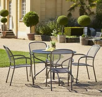 Royal Garden Carlo 4 Seater Metal Patio Set