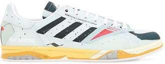 Adidas By Raf Simons RS TORSION STAN レザー&スエード スニーカー