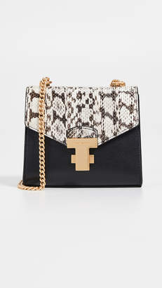 Tory Burch Juliette Exotic Chain Mini Bag