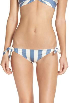Solid & Striped The Jane Side Tie Bikini Bottoms