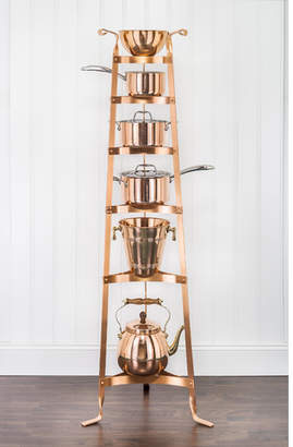 Old Dutch Six Shelf Cookware Stand