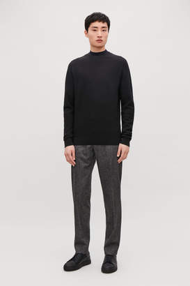 Cos Structured knit jumper