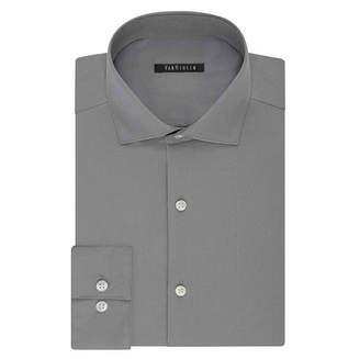 Van Heusen No-Iron Lux Sateen Long Sleeve Sateen Dress Shirt - Slim