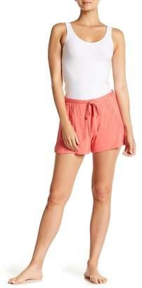 Natori Lace Insert Shorts