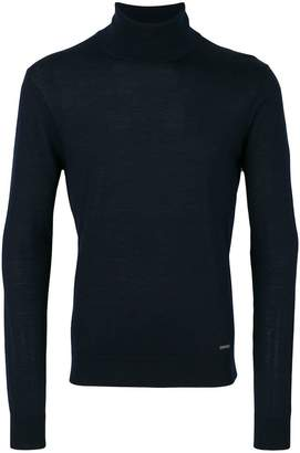 DSQUARED2 classic turtleneck jumper