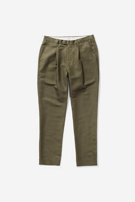 Saturdays NYC Gordy Linen Pleated Pant