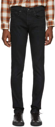 Rag & Bone Black Devon Jeans
