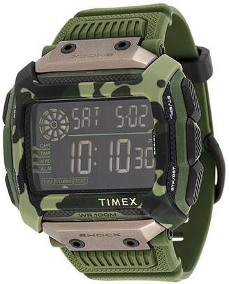 Command Shock Digital 54mm watch