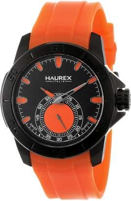 Haurex Men's 3N503UOO Acros Rubber Watch