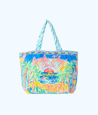 Lilly Pulitzer Destination Beach Tote