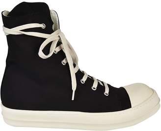 Drkshdw Rick Owens Classic Hi-top Sneakers