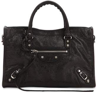 Balenciaga S Classic City Leather Bag
