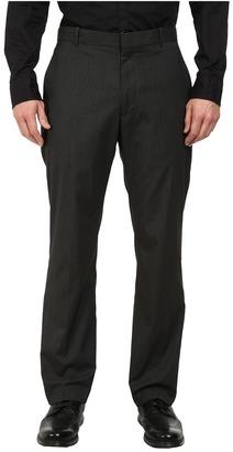 Perry Ellis Fine Stripe Flat Front Dress Pants $69.50 thestylecure.com