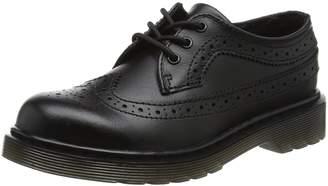 Dr. Martens Unisex-Child 3989 J Jr Wingtip Shoe
