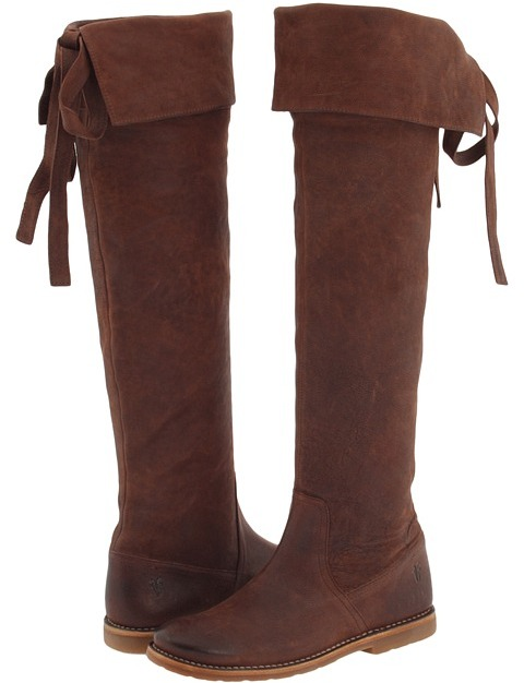 Frye Celia Over The Knee Women's Pull-on Boots