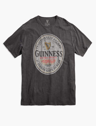 Lucky Brand Big and Tall Guinness Oval Tee