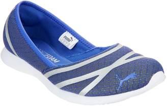 Puma Mesh Slip-On Ballet Sneakers - Vega Ballet Mesh 264f7fa24