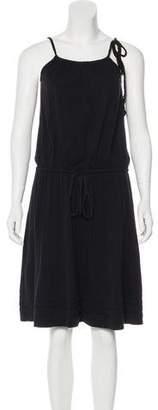 Theory Jersey Midi Dress