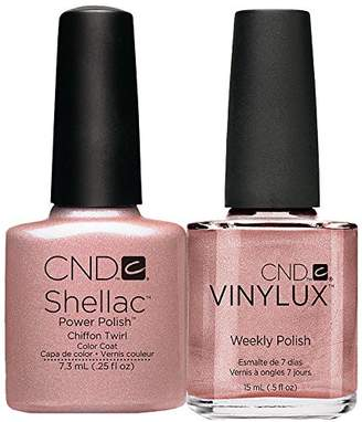 CND Cosmetics Shellac & Vinylux Gilded Dreams Collection
