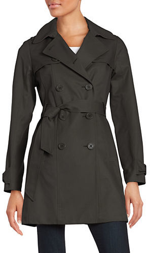 Kate Spade Kate Spade New York Double Breasted Trench Jacket