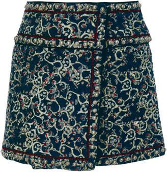 Etoile Isabel Marant Hanon Mini Skirt