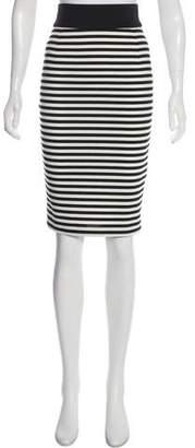 Nicholas Knee-Length Pencil Skirt