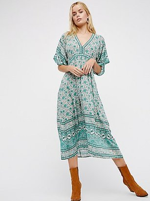 Kombi Folk Dress by Spell & the Gypsy Collective at Free People $240 thestylecure.com