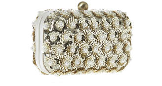 Santi Gold Pearl Clutch