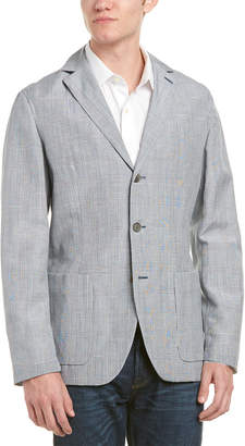 Façonnable Linen-Blend Sportcoat