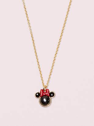 Kate Spade For Minnie Mouse Mini Pendant, Black