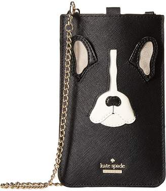 Kate Spade Antoine Phone Sleeve Crossbody Phone Case for iPhone Cell Phone Case
