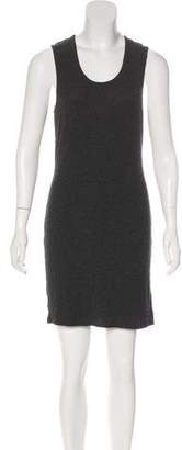 Riller & Fount Sleeveless Rib Knit Dress