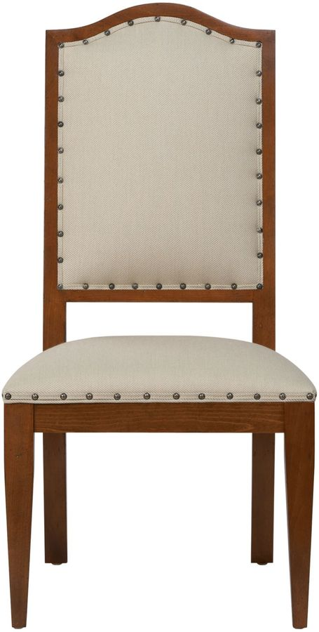 Ethan Allen Hayden side chair tapered leg