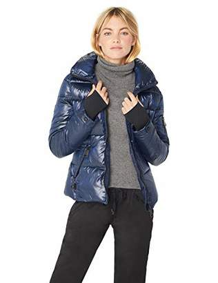 SAM. Women's Freestyle Shaped Down Puffer Jacket