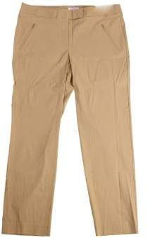 Charter Club CharterClub Plus Size Toffee Slim Fit Pants 12