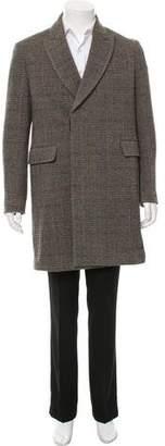 Stella McCartney Double-Breasted Wool Coat w/ Tags