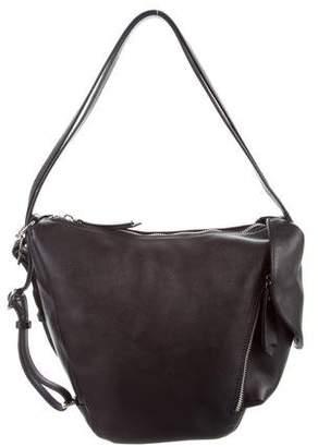 Atelier Manu Leather Shoulder Bag