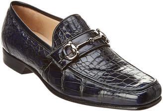 Caporicci Alligator Leather Loafer