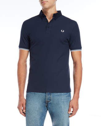 Fred Perry Pique Weave Polo