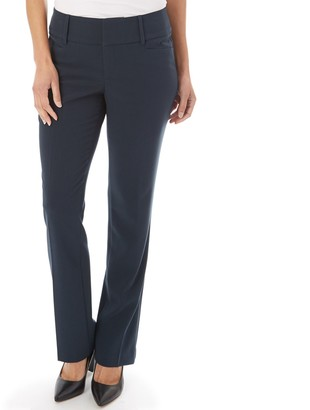 Apt. 9 Petites Magic Waist Tummy Control Bootcut Pants