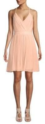 Endless Rose Pleated Mini Dress