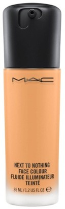 MAC Next To Nothing Face Colour - Dark $31 thestylecure.com