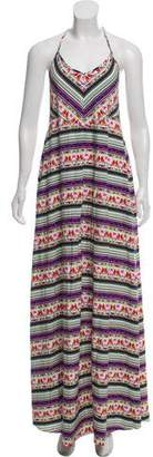 Mara Hoffman Patterned Maxi Dress
