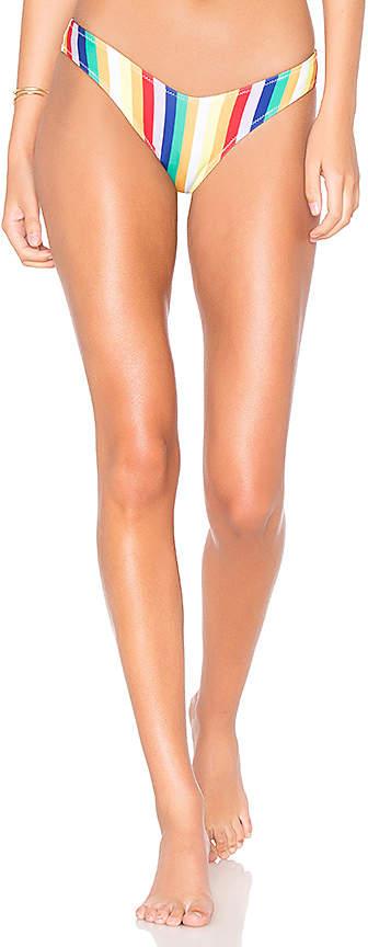 x REVOLVE High Cut Bikini Bottom