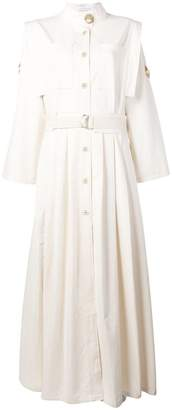 DAY Birger et Mikkelsen Walk Of Shame long buttoned dress