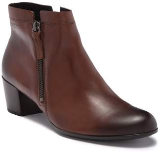 Ecco Leather Ankle Boots