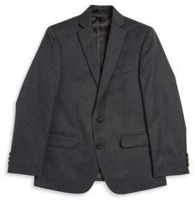 Lauren Ralph Lauren Two-Button Suit Jacket