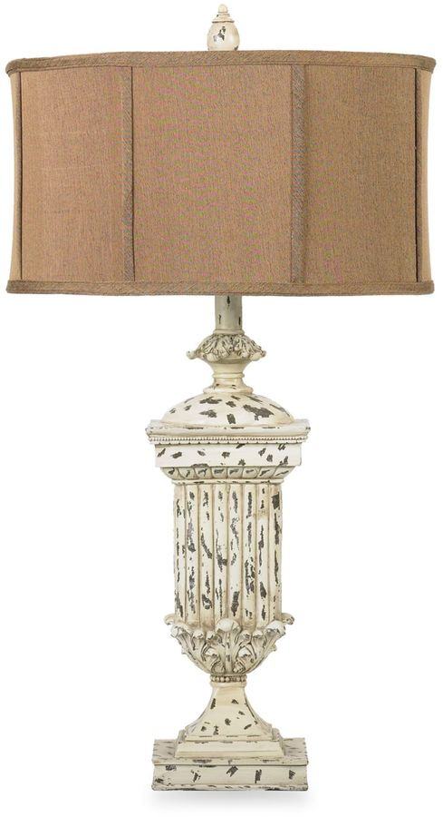 Bed Bath & Beyond Dimond Lighting Morgan Hill Table Lamp With Fabric Shade