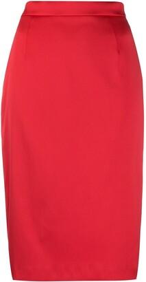 Escada mid-length pencil skirt